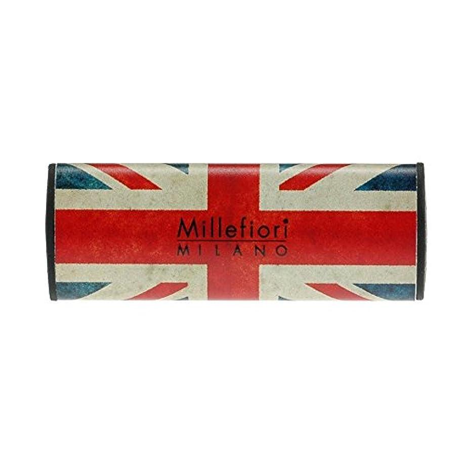 当社急ぐ毎回Millefiori カーエアフレッシュナー FLAG サンダルベルガモット CDIF-G-001