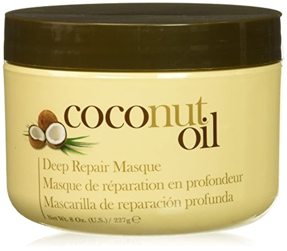 においきらめき熱Hair Chemist ヘアマスク ココナッツ オイル ディープリペアマスク 227g Coconut Oil Deep Repair Mask 1474 New York