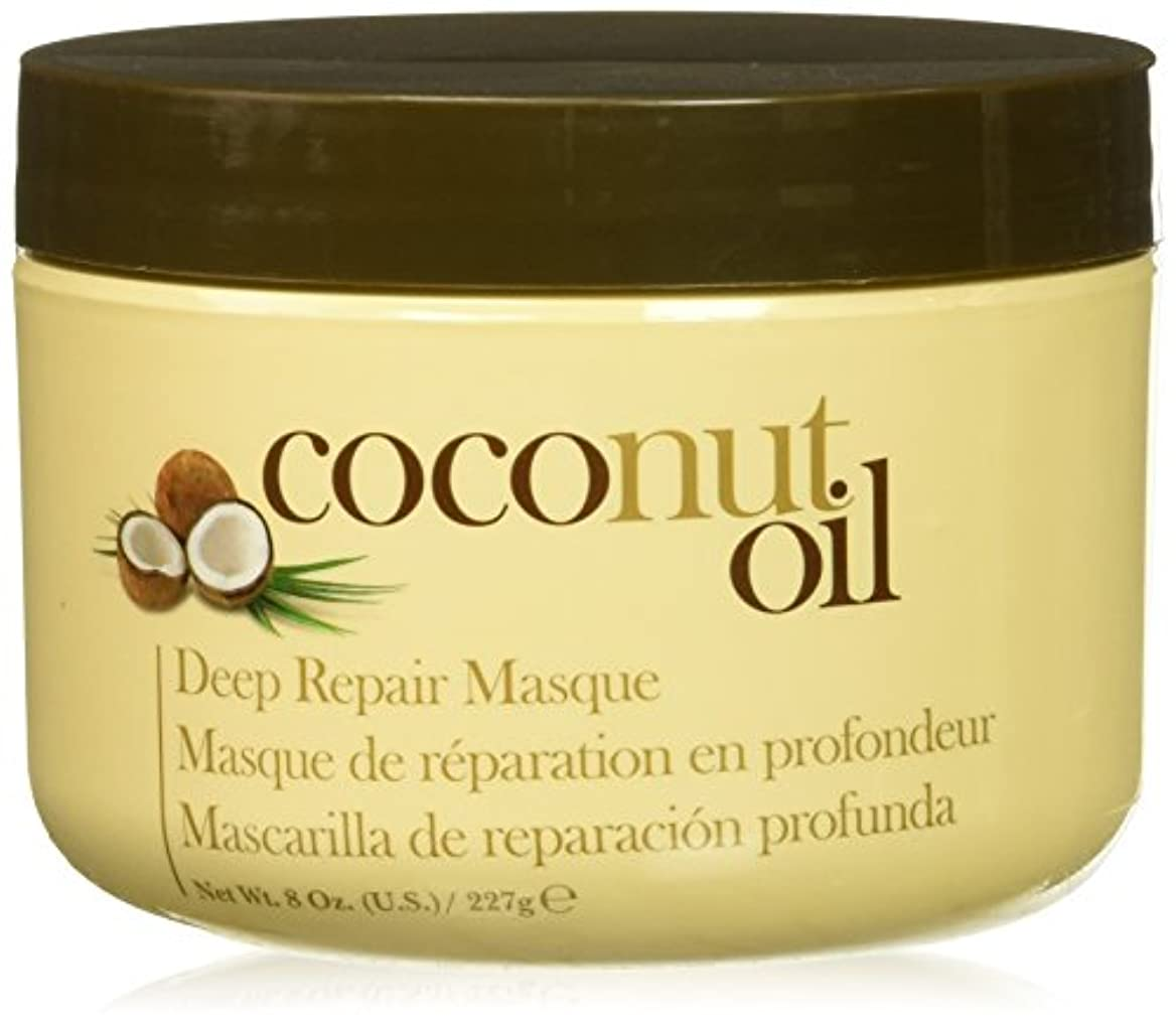 カメ肌に付けるHair Chemist ヘアマスク ココナッツ オイル ディープリペアマスク 227g Coconut Oil Deep Repair Mask 1474 New York