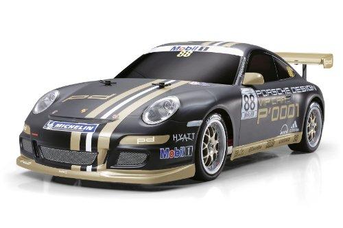 RCC ポルシェ 911 GT3 カップカー タイプ997 (TT-01シャーシ TYPE-E) 58407 (1/10 電動RCカーシリーズ No.407)