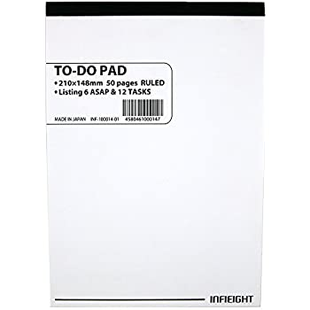 インフィエイト TO-DO パッド INF-100014-01
