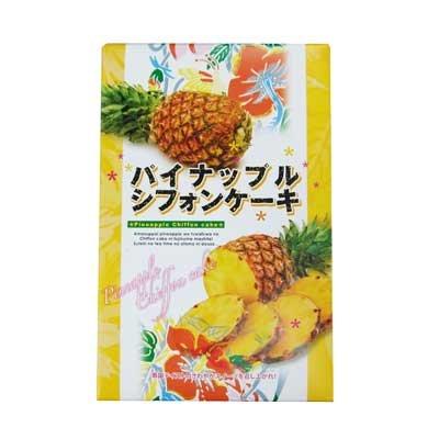 幸栄堂 パイナップルシフォンケーキ 大 15個入×1P