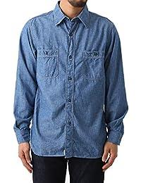 orSlow [オアスロウ] / Chambray shirts (シャンブレーシャツ ワークシャツ) 2(M) シャンブレー