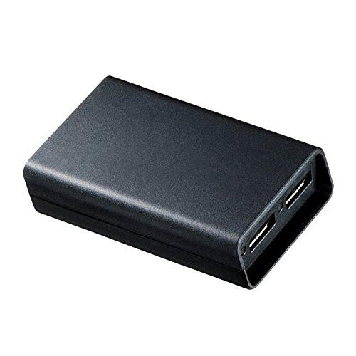 サンワサプライ DisplayPort MSTハブ(DisplayPort×2) AD-MST2DP 1個