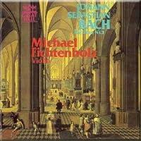 Bach J.S. - Michael Fichtenholz (violin)