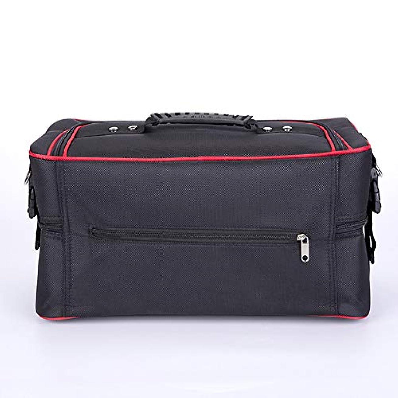 ネーピア護衛汚染化粧オーガナイザーバッグ ジッパーで旅行と毎日のストレージのための美容メイクアップのポータブルカジュアルメイク化粧品収納ケース 化粧品ケース