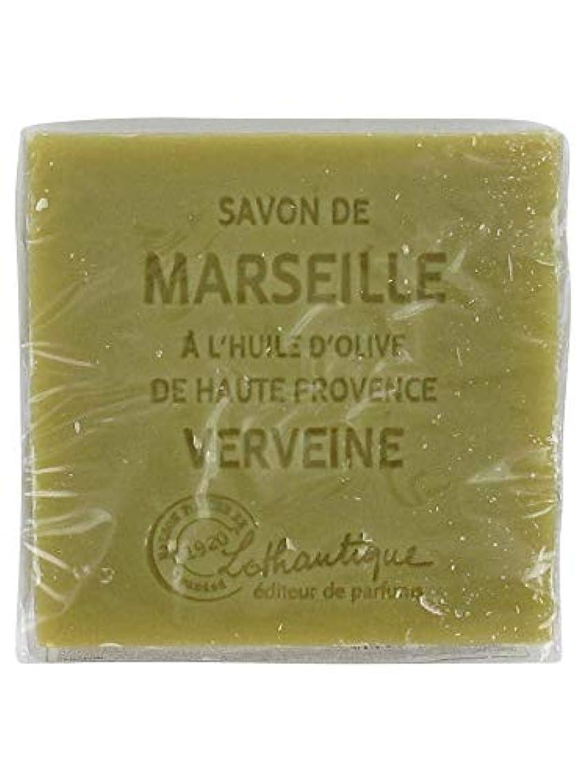 ネコチャペル前奏曲Lothantique(ロタンティック) Les savons de Marseille(マルセイユソープ) マルセイユソープ 100g 「ベルベーヌ」 3420070038142