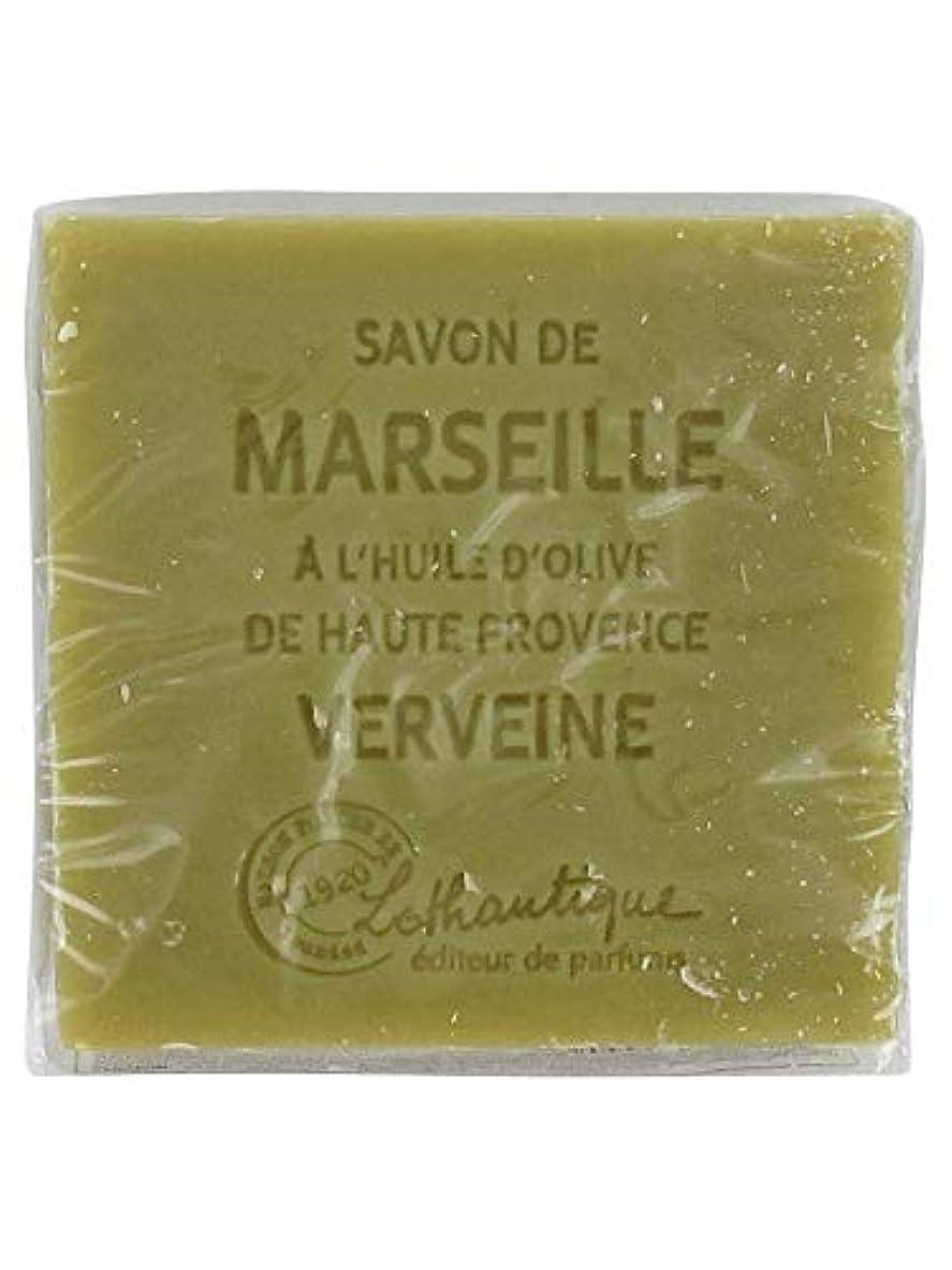 溶接カウンターパート溶接Lothantique(ロタンティック) Les savons de Marseille(マルセイユソープ) マルセイユソープ 100g 「ベルベーヌ」 3420070038142