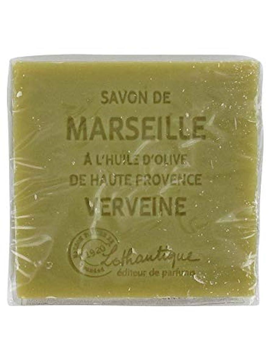 Lothantique(ロタンティック) Les savons de Marseille(マルセイユソープ) マルセイユソープ 100g 「ベルベーヌ」 3420070038142