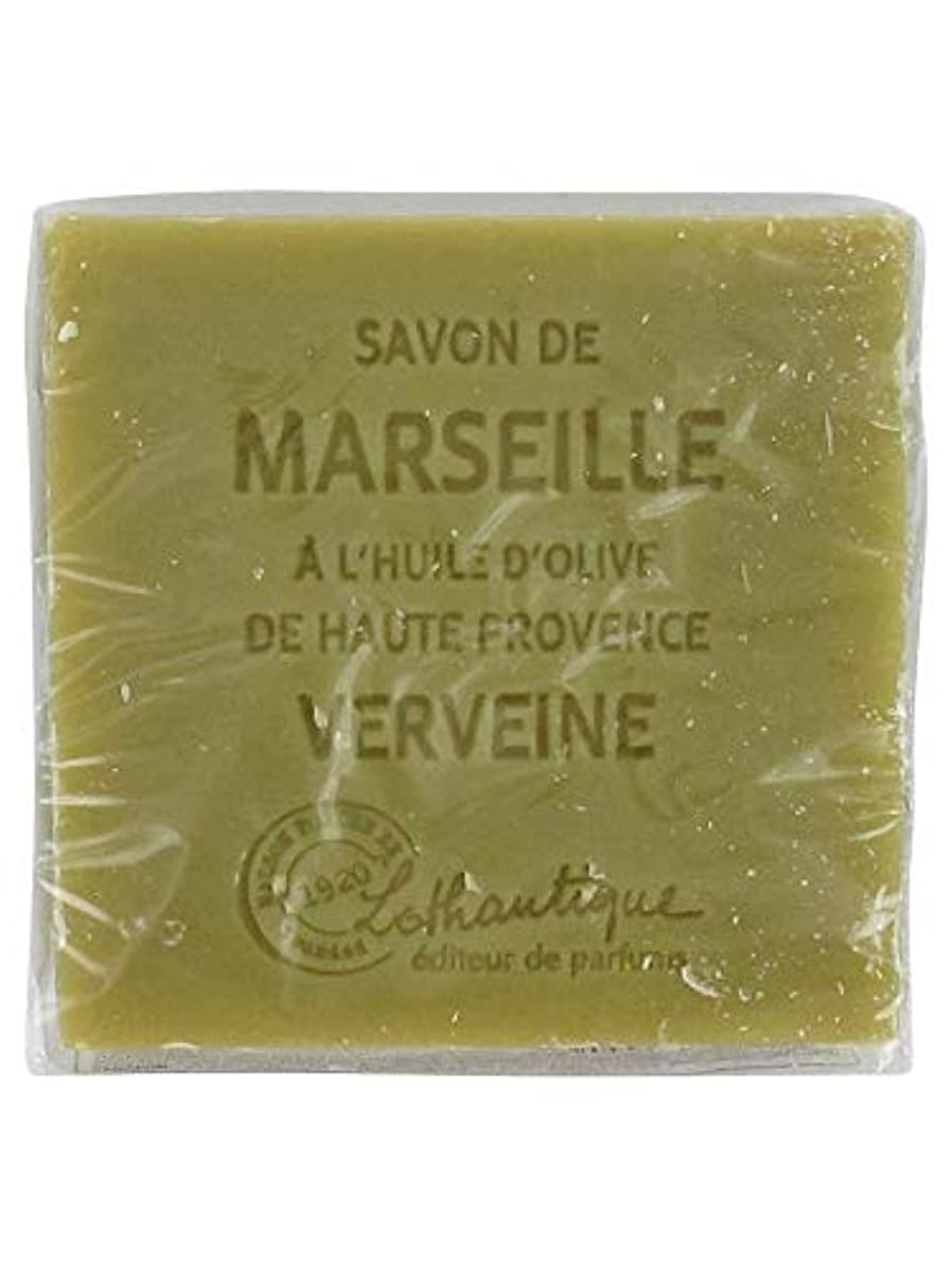パック校長飲み込むLothantique(ロタンティック) Les savons de Marseille(マルセイユソープ) マルセイユソープ 100g 「ベルベーヌ」 3420070038142