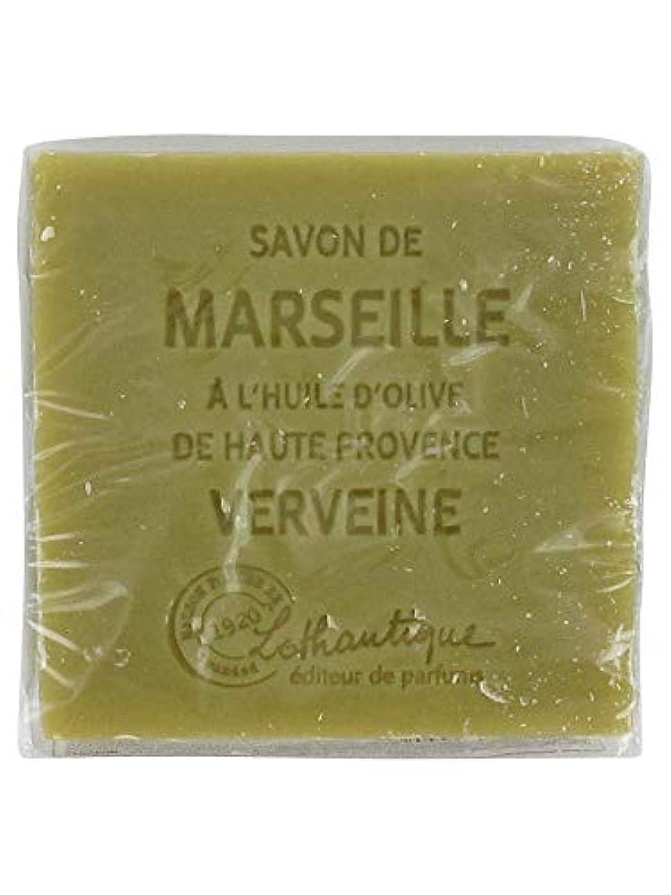 障害者文字通りシミュレートするLothantique(ロタンティック) Les savons de Marseille(マルセイユソープ) マルセイユソープ 100g 「ベルベーヌ」 3420070038142