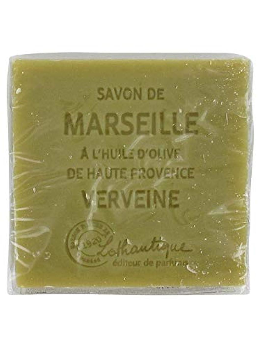 火山大学院誰もLothantique(ロタンティック) Les savons de Marseille(マルセイユソープ) マルセイユソープ 100g 「ベルベーヌ」 3420070038142