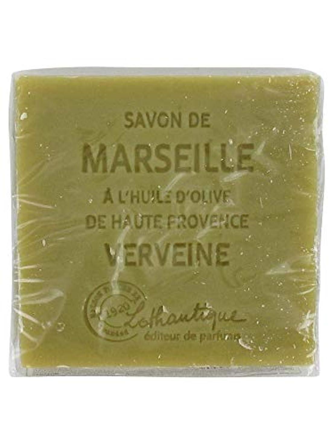 孤独な乳剤拾うLothantique(ロタンティック) Les savons de Marseille(マルセイユソープ) マルセイユソープ 100g 「ベルベーヌ」 3420070038142