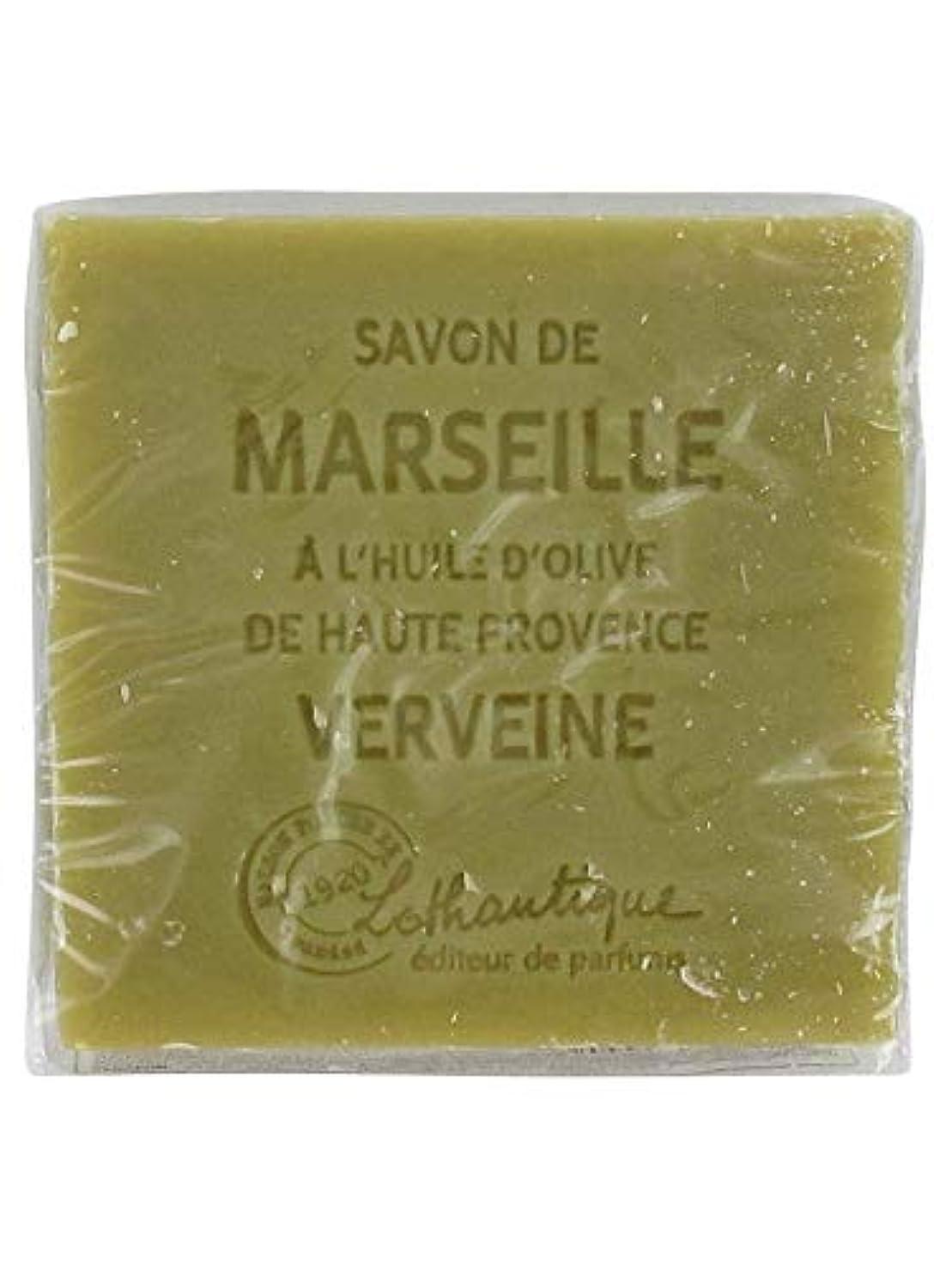 終点拡声器思慮深いLothantique(ロタンティック) Les savons de Marseille(マルセイユソープ) マルセイユソープ 100g 「ベルベーヌ」 3420070038142