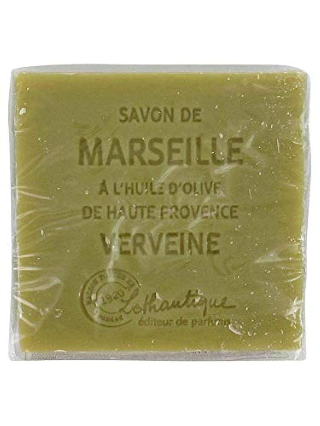 三番メダル狂信者Lothantique(ロタンティック) Les savons de Marseille(マルセイユソープ) マルセイユソープ 100g 「ベルベーヌ」 3420070038142