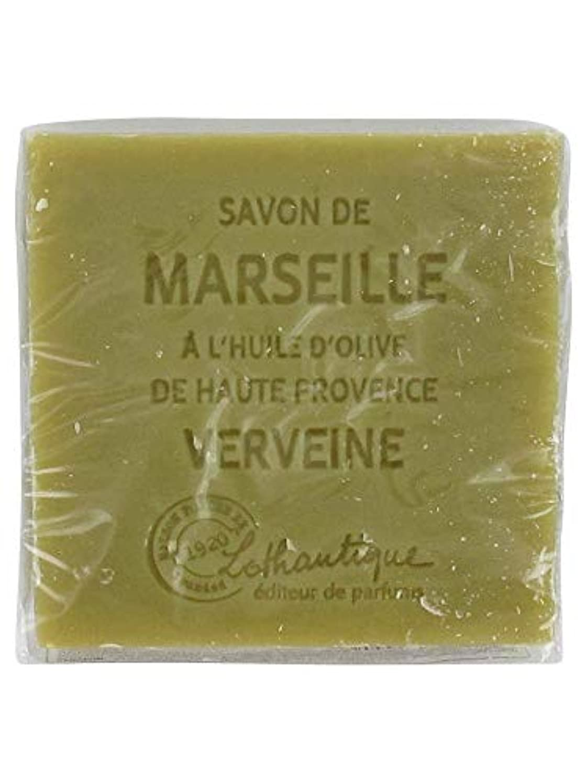 野ウサギオーバーフロー抵当Lothantique(ロタンティック) Les savons de Marseille(マルセイユソープ) マルセイユソープ 100g 「ベルベーヌ」 3420070038142
