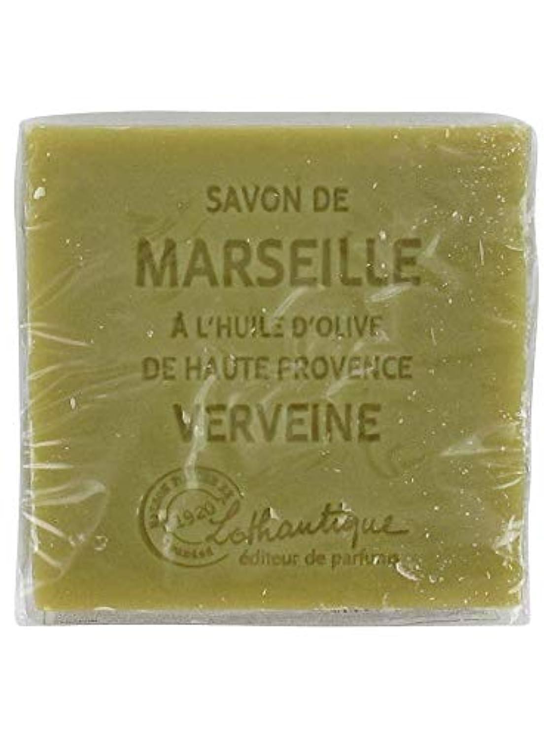 アシュリータファーマン行動発揮するLothantique(ロタンティック) Les savons de Marseille(マルセイユソープ) マルセイユソープ 100g 「ベルベーヌ」 3420070038142
