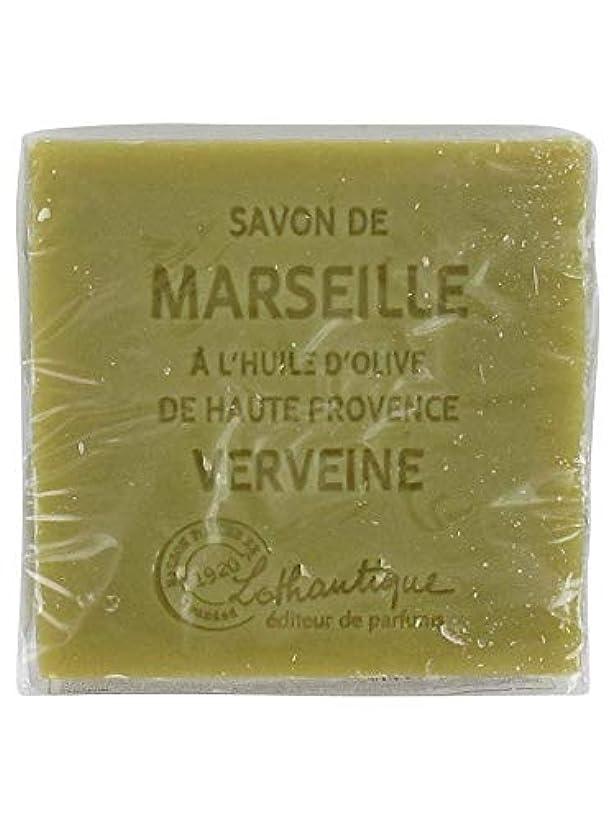 ダーリン心配入口Lothantique(ロタンティック) Les savons de Marseille(マルセイユソープ) マルセイユソープ 100g 「ベルベーヌ」 3420070038142
