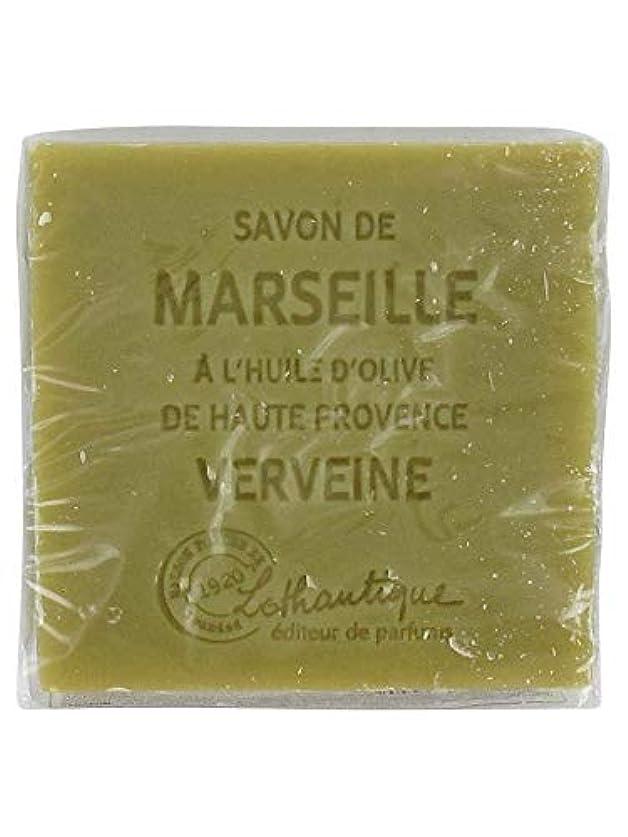 奪う困惑服Lothantique(ロタンティック) Les savons de Marseille(マルセイユソープ) マルセイユソープ 100g 「ベルベーヌ」 3420070038142
