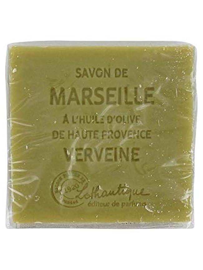 取るに足らない保存プレミアムLothantique(ロタンティック) Les savons de Marseille(マルセイユソープ) マルセイユソープ 100g 「ベルベーヌ」 3420070038142