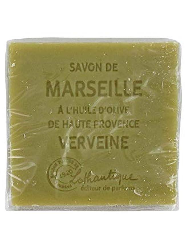 圧力左突進Lothantique(ロタンティック) Les savons de Marseille(マルセイユソープ) マルセイユソープ 100g 「ベルベーヌ」 3420070038142