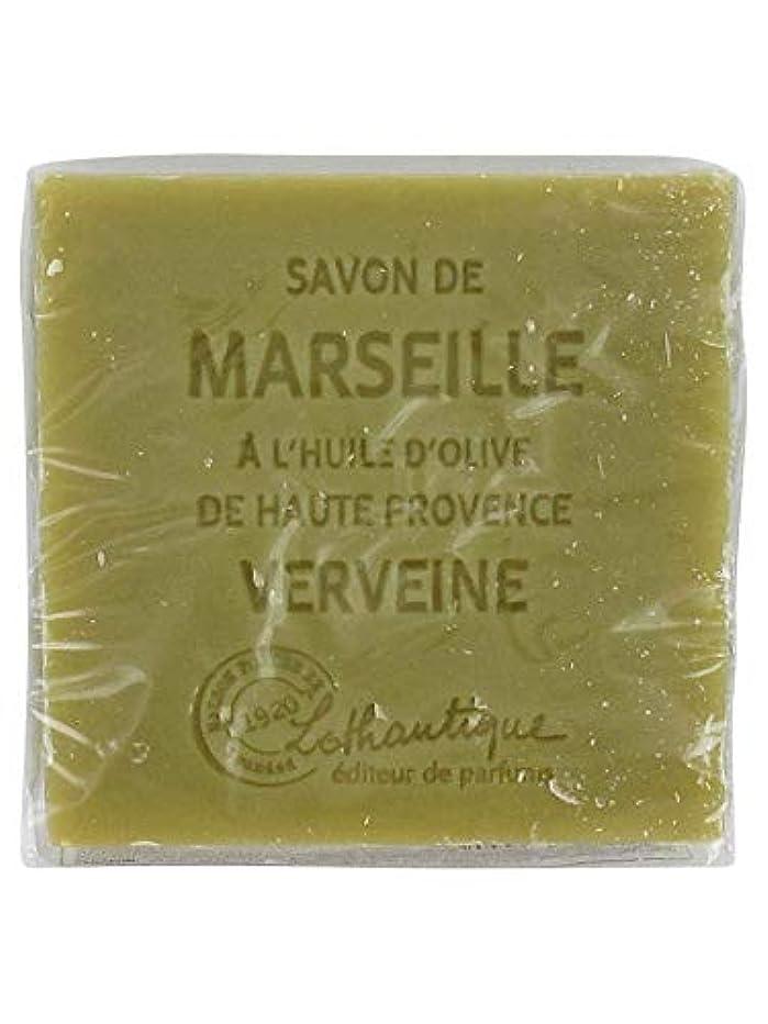 はっきりと任意怠惰Lothantique(ロタンティック) Les savons de Marseille(マルセイユソープ) マルセイユソープ 100g 「ベルベーヌ」 3420070038142