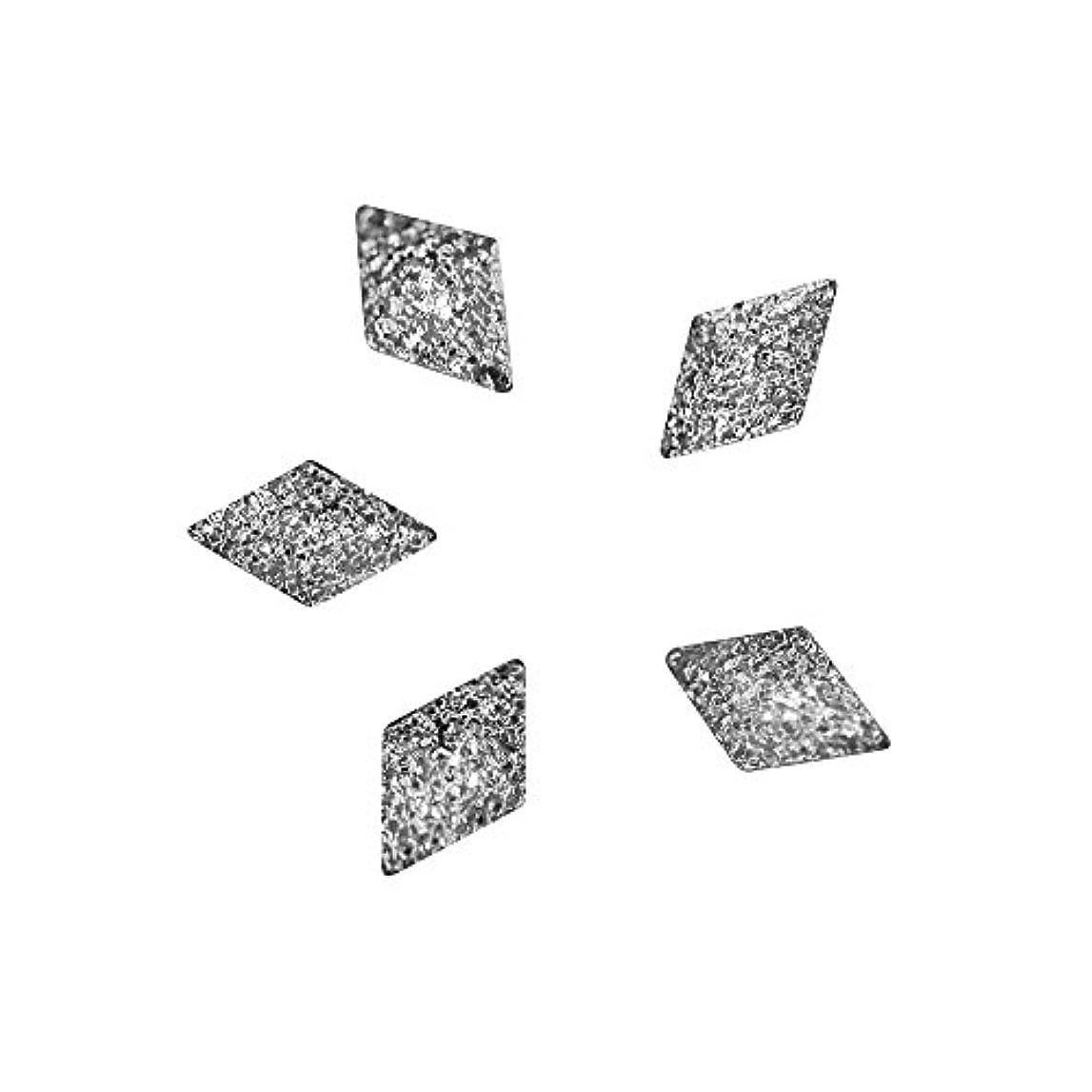 免疫ピア印刷するBonnail ラフスタッズシルバー ダイヤ4×2mm 30P