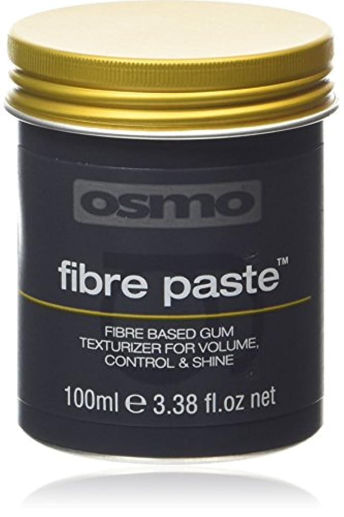 彼らは反逆者フロントアレス OSMO グルーミングヘアワックス ファイバーペースト 100ml