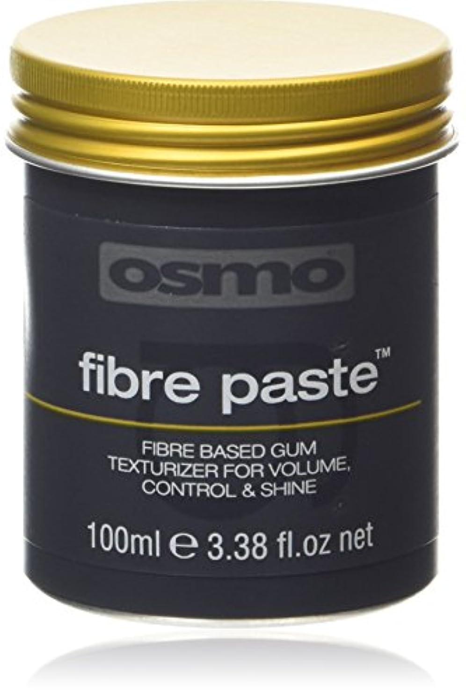 蒸北西促すアレス OSMO グルーミングヘアワックス ファイバーペースト 100ml