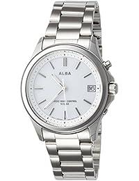 [アルバ]ALBA 腕時計 ALBA ソーラー電波 AEFY504 メンズ