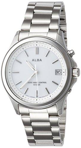 [アルバ]ALBA 腕時計 ALBA ソーラー電波 AEFY504 メンズの詳細を見る