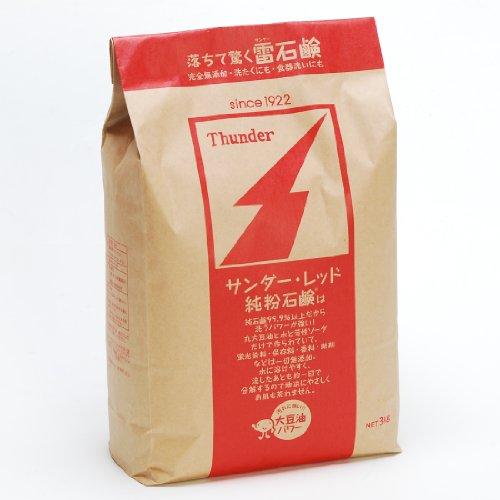 サンダーレッド(Thunder Red)3kg