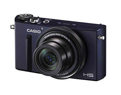 CASIO デジタルカメラ EXILIM EX10BE プレミアムブラケティング 3.5型チルト液晶 1210万画素 EX-10BE ブルーブラック