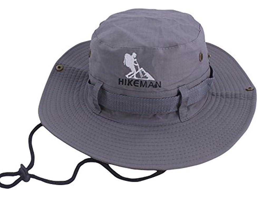 こねる子猫湿度サファリハット 日よけ帽子 つば広い UVカット 折りたたみ ユニセック アウトドア 釣り ハイキング 登山 通気性
