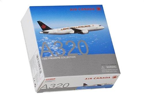 """1:400 ドラゴンモデルズ 55698 エアバス A320 ダイキャスト モデル Air カナダ C-FDRP """"Children's Miracle Network""""【並行輸入品】"""