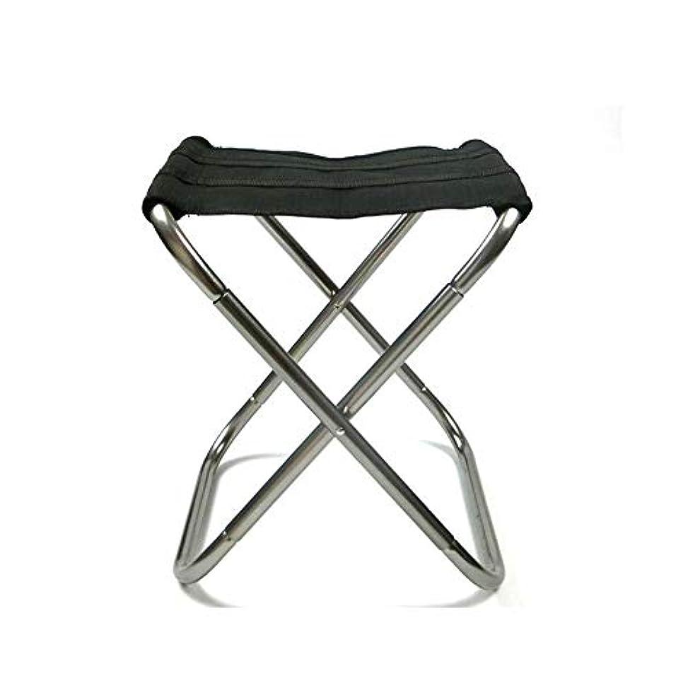 単語護衛軍隊LVESHOP 屋外の携帯用アルミニウム折る腰掛け、釣腰掛け (色 : T2)