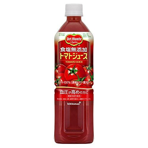 デルモンテ 食塩無添加 トマトジュース900g×12本[機能性表示食品] B0019GXU4M 1枚目