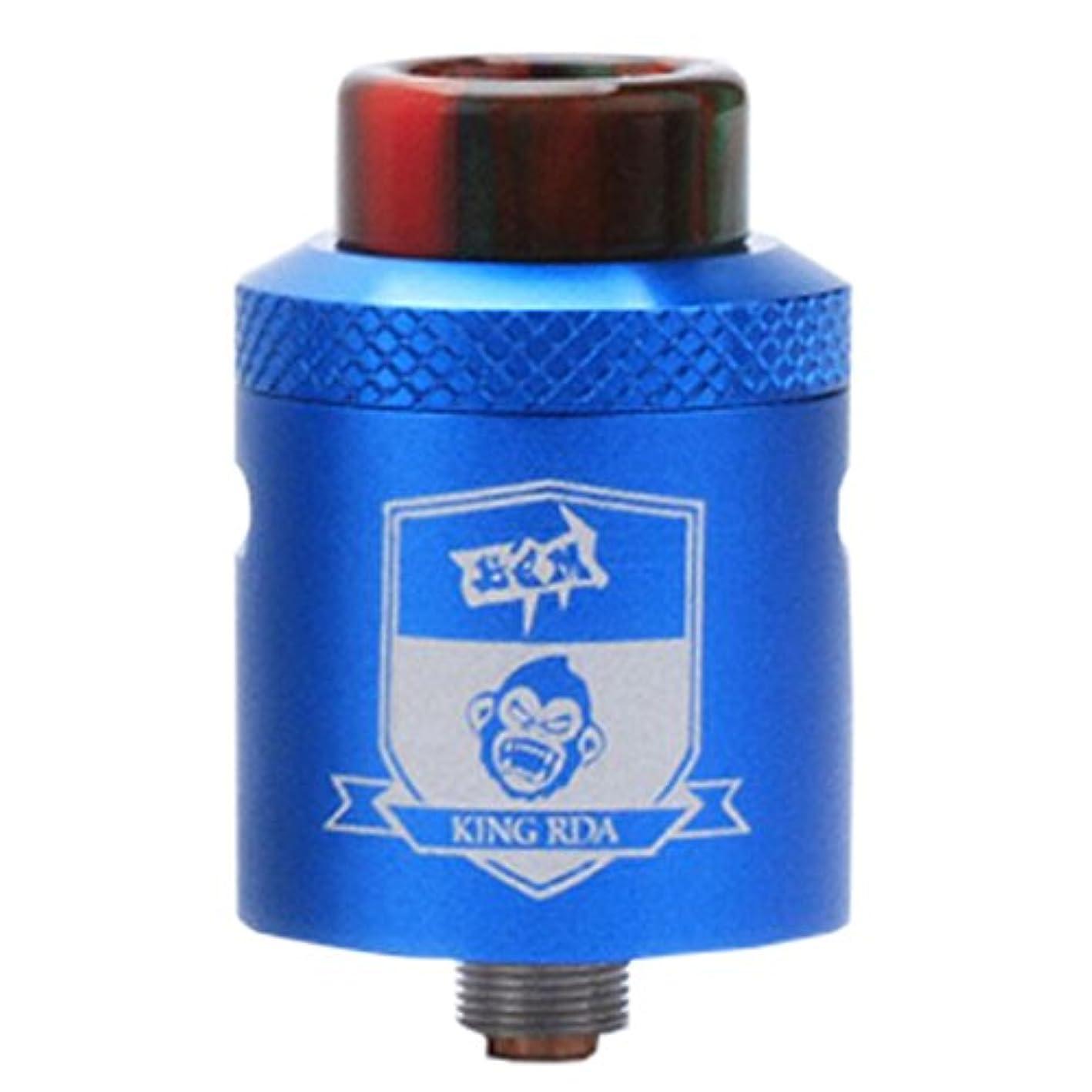 貪欲ソブリケットレバーShioyaw 電子タバコ アトマイザー ドリップチップ RDA 爆煙 タバコ Vape 510 選べるカラー 5色 (ブルー)