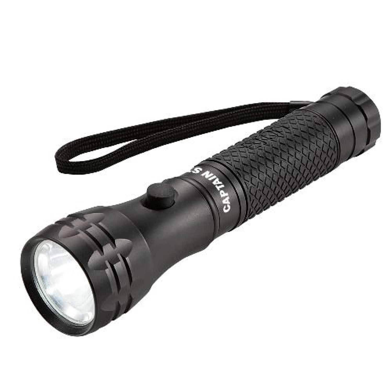 キャプテンスタッグ 雷神アルミパワーチップ型LEDライトD× M-5121