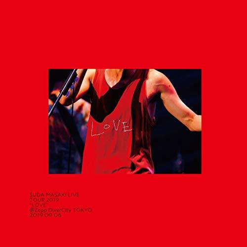 """菅田将暉 LIVE TOUR 2019 """"LOVE""""@Zepp DiverCity TOKYO 2019.09.06 (完全生産限定盤) (DVD+Blu-ray) (特典なし)"""