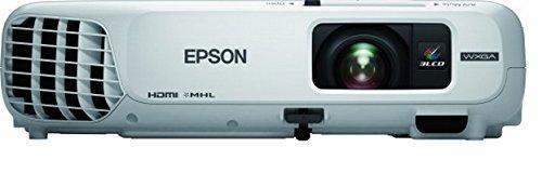 EPSON プロジェクター EB-W28 2900lm WXGA 2.4kg