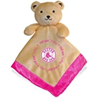 MLB Boston Red Sox Baby Fanatic Snuggle Bear Blanket, Pink by Sports Images, Inc. [並行輸入品]