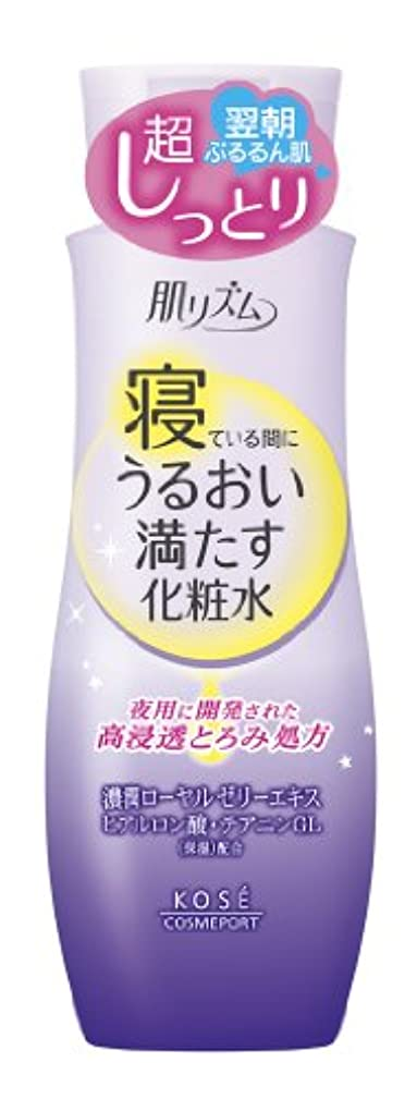KOSE 肌リズム 保湿化粧水 200mL