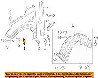 ヒュンダイ OEM 16-18 Tucson フェンダー アッパーサポート 下部ブラケット 左 66317D3000
