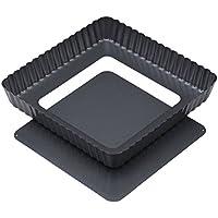 貝印 正方形 タルト型 18cm 底取れ式 Kai House Select DL-6139