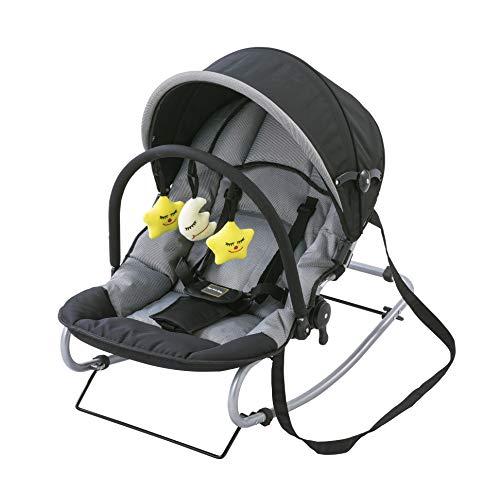 【新生児から使える】人気の新生児バウンサーのおすすめ10選のサムネイル画像