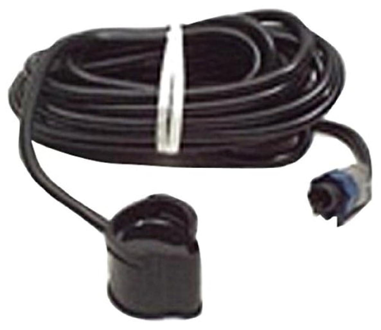 わずらわしいアフリカパックLOWRANCE/ローランス PD-WBL/ポッド200kHz振動子(水温なし) ブルーコネクター
