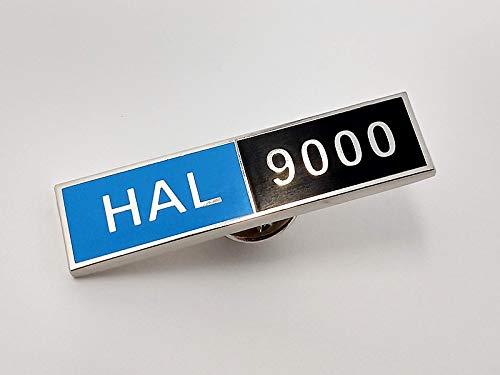 2001年宇宙の旅 HAL9000 ロゴピンバッジ