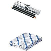 パナソニック 普通紙FAX用インクフィルム KX-FAN191 + コクヨ コピー用紙 A4 白色度80% 紙厚0.09mm 500枚 FSC認証 KB-39N セット