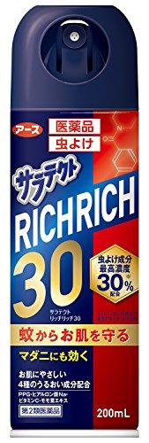 【第2類医薬品】医薬品 サラテクト リッチリッチ30 200...